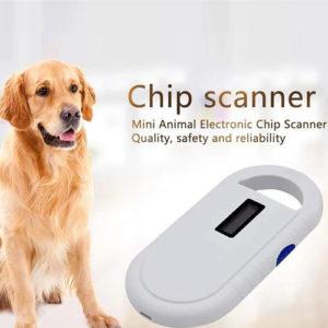 Мікропчіпи і сканери чіпів для домашніх тварин