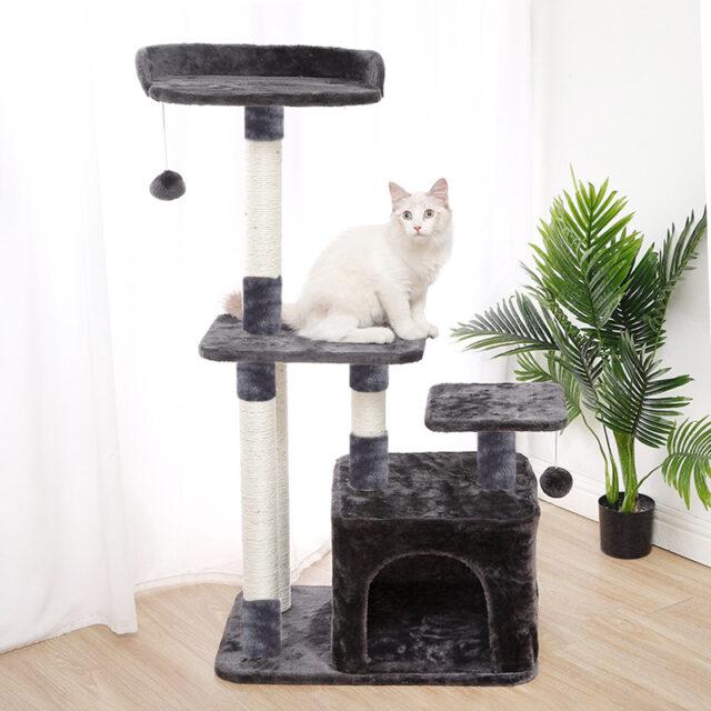 дряпка-домик для кота