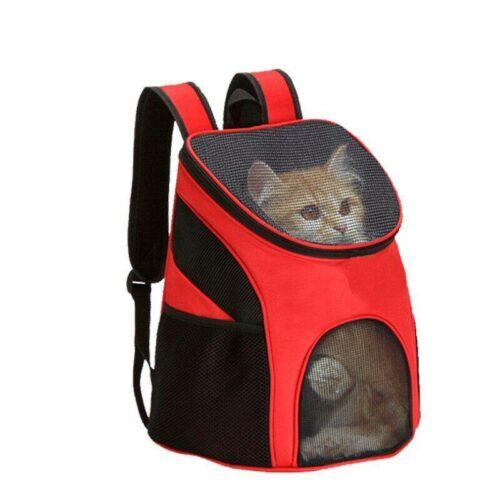 Переноски, сумки та рюкзаки для котів